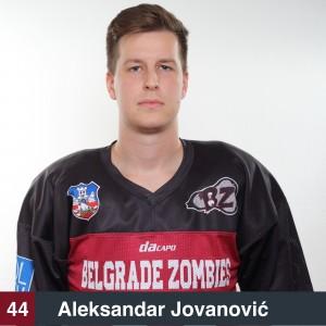 Aleksandar Jovanović 44