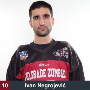Ivan Negrojević 10