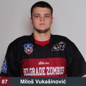 Miloš Vukašinović 87