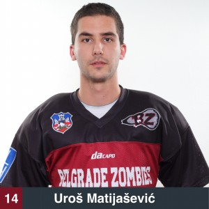 Uroš Matijašević 14