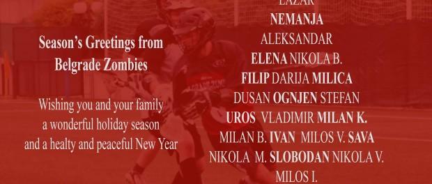 Belgrade Zombies New Year